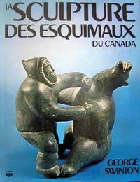 La sculpture des Esquimaux du Canada