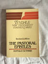 image of The Pastoral Epistles (Tyndale New Testament Commentaries)