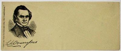 n.p., 1861. 2 1/4