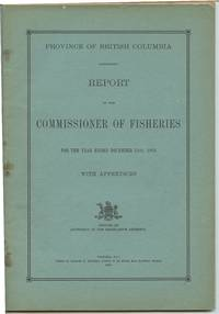 image of Province of British Columbia Report of the Commissioner of Fisheries For the Year Ending December 31st, 1925 With Appendices