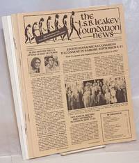 image of The L.S.B. Leakey Foundation News [continuing as Anthroquest; seven issues]