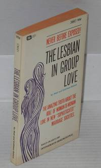 The lesbian in group love