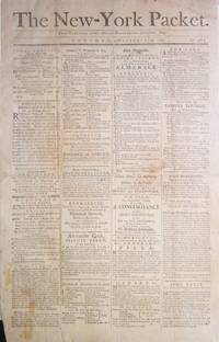 The New-York Packet.  Tuesday, November 17, 1789.  No. 987