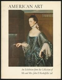 American Art; A Narrative and Critical Catalogue
