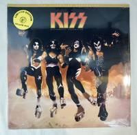 KISS The Alternate Destroyer Ltd Ed 500 Colored Yellow Vinyl LP 2010