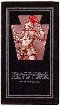 Keystona: Only one coat necessary