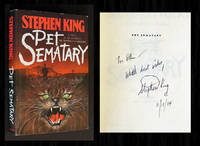 Pet Sematary (Signed by Stephen King) by  Stephen King - Hardcover - Signed - 1983 - from Bookcharmed and Biblio.com