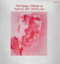 Hal Kemp Jazz LP: August 25, 1938 -  March 9, 1939.  AJAZZ 450