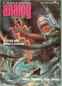 image of ANALOG Science Fiction/ Science Fact: September, Sept. 1976