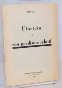 image of Einstein et son pacifisme relatif