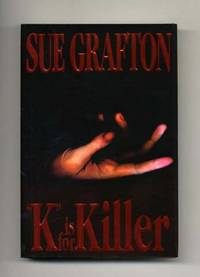 """image of """"K"""" Is For Killer  - 1st Edition/1st Printing"""
