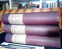 The History of the County Palatine & City of Chester Ormerod 3 Vols complete set  1882  2nd Enlarged