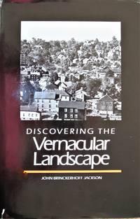 image of Discovering the Vernacular Landscape