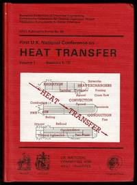 image of First U.K. National Conference on Heat Transfer Volume 1