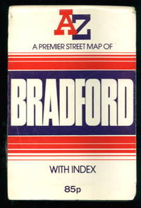 A-Z A Premier Street Map of Bradford