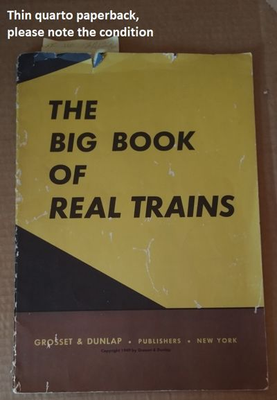 New York: Grosset & Dunlap, Publishers, 1949. First Edition. Softcover. Large Booklet ; pp ; yellow/...