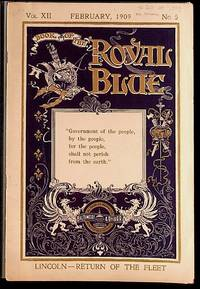 Book of the Royal Blue Vol. XII. February, 1909. No. 5