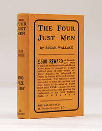 image of The Four Just Men.