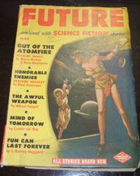 image of Future Combined with Science Fiction Stories, May 1951