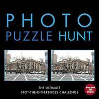 Photo Puzzle Hunt The Ultimate Spot-the-Differences Challenge