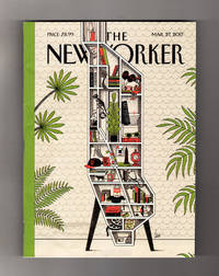 The New Yorker - March 27, 2017. Daniel Dennett; Chuck Schumer; Kim Jong-un; Lynn Nottage; Robert Mercer; Herman Melville; European Right; Gander; Goop Pills