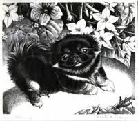Kou Hsiung (Original Wood-Engraving, Signed)
