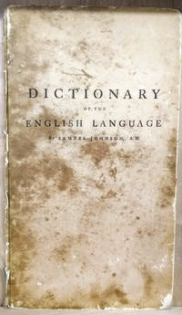 image of Dictionary of the English Language (Facsimile Leaves)