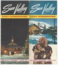 Sun Valley, Idaho: Rates & Accommodations - Winter Season, 1949-50