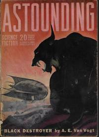 image of ASTOUNDING Science Fiction: July 1939
