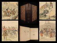 L'épopée du costume militaire français Aquarelles et dessins originaux de Job
