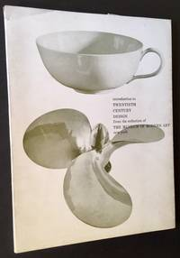 image of Introduction to Twentieth Century Design from the Collection of The Museum of Modern Art, New York (In Dustjacket)