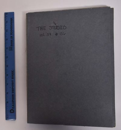 London: Offices of the Studio, 1906. Softcover. Fair ( wraps unnattached, rear end pages loose, page...