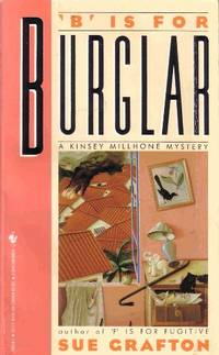'B' is for Burglar by  Sue Grafton - Paperback - 1986 - from Odds and Ends Shop and Biblio.com