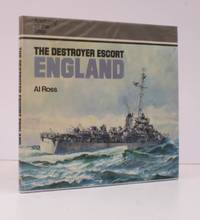 image of Anatomy of the Ship. The Destroyer Escort England.  NEAR FINE COPY IN UNCLIPPED DUSTWRAPPER