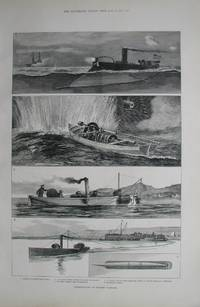 Illustrations of Torpedo Warfare.