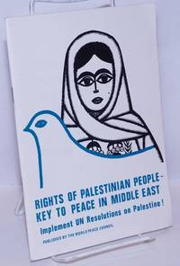 image of Rights of Palestinian People - Key to Peace in Middle East