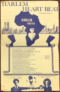 Harlem heart beat [poetry broadside]