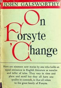 On Forsyte 'Change
