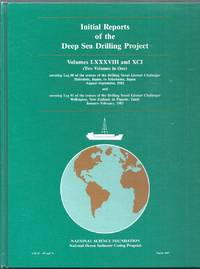 Initial Reports of the Deep Sea Drilling Project. Volume LXXXVIII and XCI (Two Volumes in One)