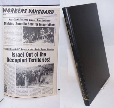 New York: Spartacist Publishing Co, 1993. Hardcover. Various pagination, 11x17 inches, bound volume ...