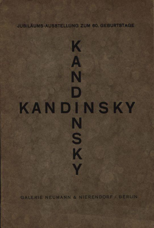Kandinsky ausstellung