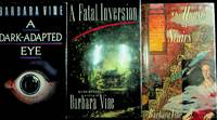 Complete Barbara Vine signed first editions