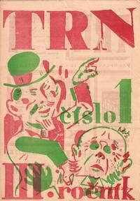 image of Trn: satirický časopis studentů [The thorn: a satirical student journal]. Vol. 3, no. 1 (1926)