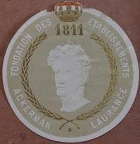ACKERMAN FONDATION DES ETABLISSEMENTS LAURANCE 1811