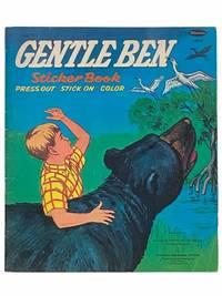 Gentle Ben Sticker Book (Whitman 1689:59)