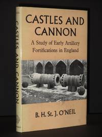 Castles and Cannon: A study of early artillery fortifications in England