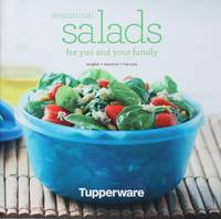 image of Sensational Salads for You and Your Family by Tupperware