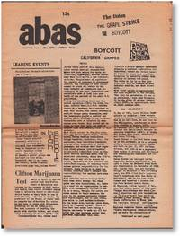 Abas. Issues #7,8,9 (May, [Jun/July], Late Summer, 1969)