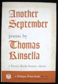Another September. Poems.