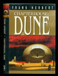 Chapterhouse: Dune by  Frank Herbert - First Ace Edition - 1987 - from Dons Book Store and Biblio.com